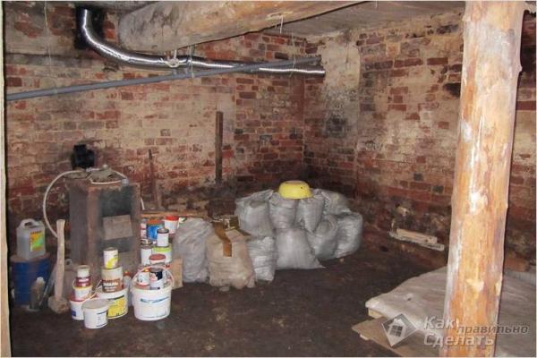 Как утеплить пол в подвале — утепление пола в подвале