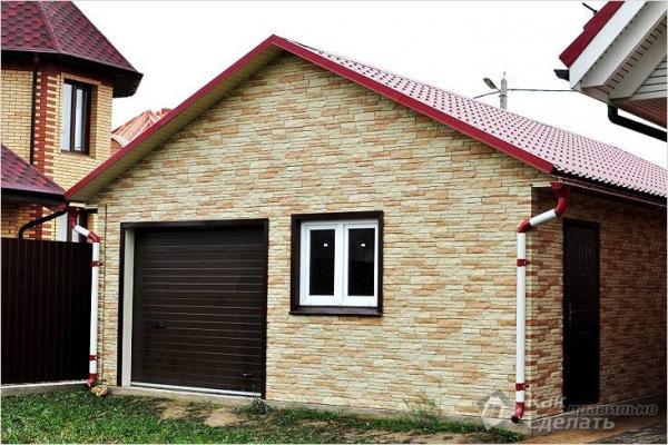 Как построить гараж своими руками — строим гараж