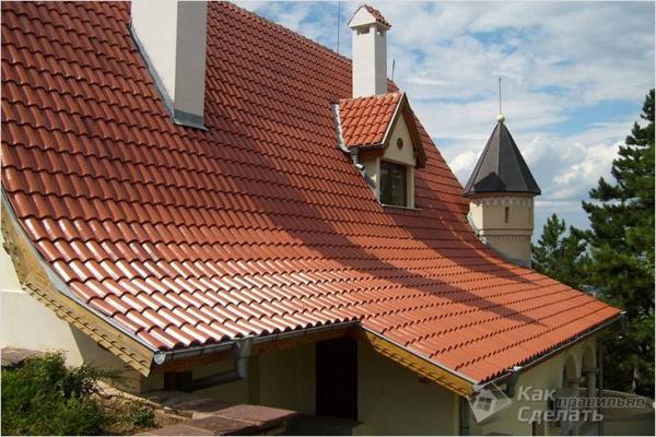 Чем покрыть крышу дома — выбор кровельного материала