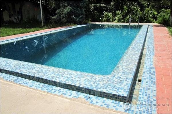 Сколько стоит построить бассейн — стоимость строительства бассейна