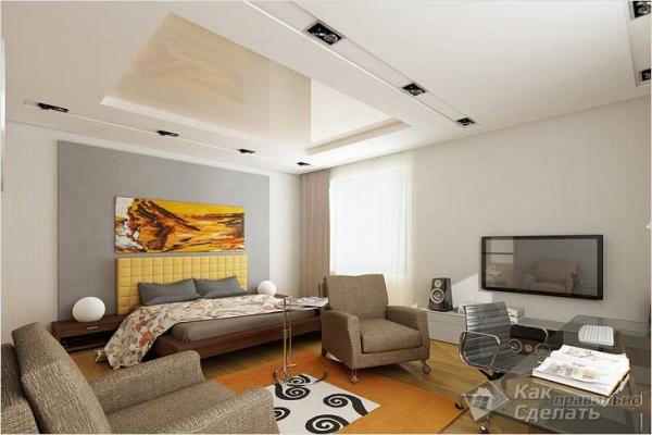 Чем отделать потолок в доме — выбор потолочной отделки (+фото)