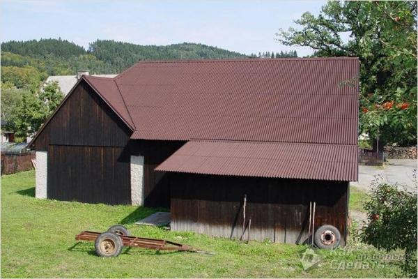 Как покрыть крышу ондулином своими руками — как монтировать ондулин